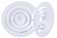 Диффузоры круглые (пластик)
