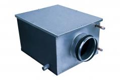 Водяной охладитель LV - CDCW для круглых каналов