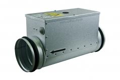 Электрический нагреватель для круглых каналов LV - HDCE