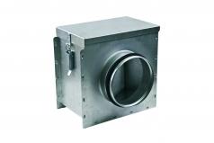 Фильтр - кассета LV- KDCS для круглых каналов
