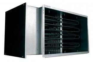 Прямоугольный канальный нагреватель EKS