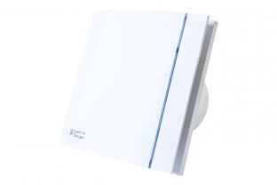 Вытяжные вентиляторы для ванных комнат SILENT - 100 DESIGN