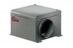 Акустические канальные вентиляторы серии AKU