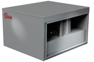 Прямоугольные вентиляторы в изолированном корпусе VKSA