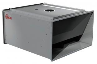 Прямоугольные канальные вентиляторы серии VKSB