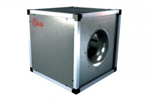 Акустические канальные вентиляторы серии KUB